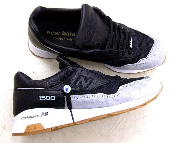 sensibilità furgone tritare  Solebox x New Balance 1500 Nazar Eye | SneakerFiles