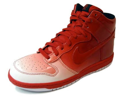 Nike Dunk Spark Red