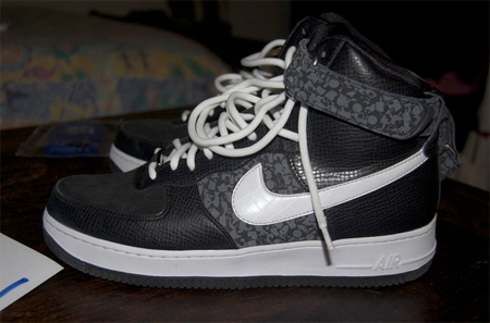 Stash Air Force 1 - High