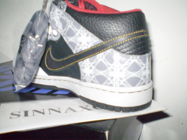 China Transit Nike Dunk SB Mid Premium