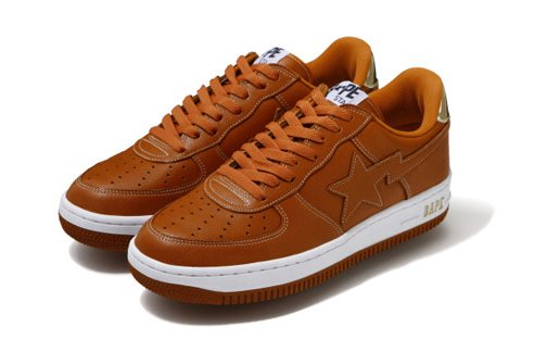 A Bathing Ape Bapesta - Winter 2008 Release
