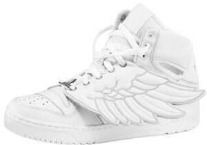 "It's Got Wings: Jeremy Scott for Adidas ""JS Wings"""
