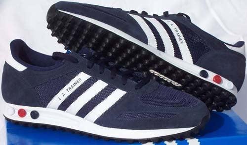 best service 7e927 1c6f8 Adidas L. A. Trainer