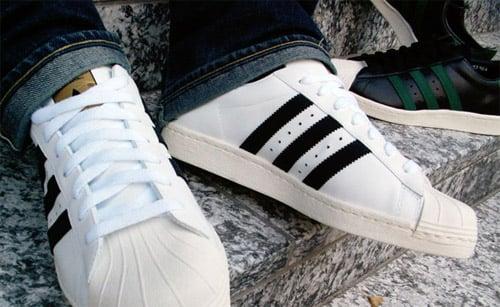 А как же старые добрые Adidas Superstar!