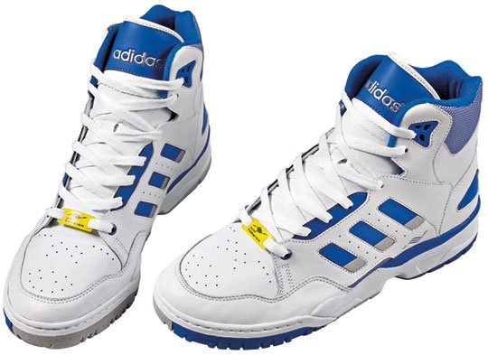 adidas Torsion Bank Shot - Spring 2009