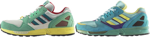 san francisco 8fd16 b9bc8 Adidas ZX 8000 / Adidas ZX 9000 | SneakerFiles