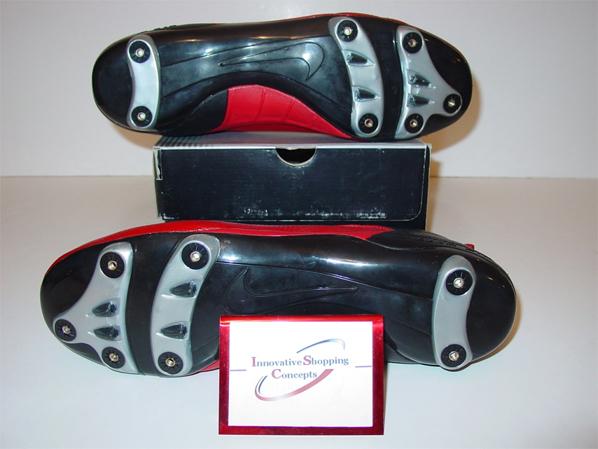 Air Jordan 12 (XII) Warren Sapp PE - Black / Varsity Red