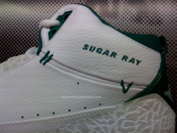 Air Jordan 2.5 - Ray Allen Player Exclusive (PE) - HoH Exclusive