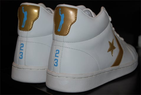 Air Jordan Defining Moments Package (DMP) - Converse Samples