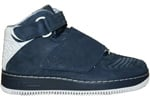 Air Jordan Fusion 20 (AJF 20) Midnight Navy / White - Silver