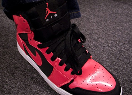 Air Jordan 1 Laser Noir De Niketalk