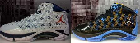 Air Jordan Melo M5 & Olympic Nuggets - HoH Exclusives