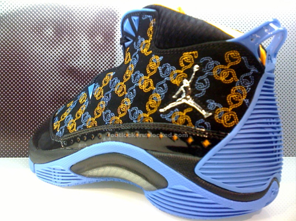 """Air Jordan Melo M5 """"Olympic"""" & """"Nuggets"""" - HoH Exclusives"""