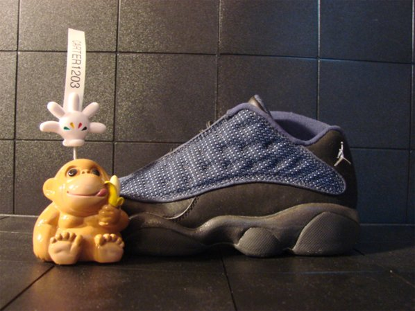 Air Jordan XIII (13) Retro 3/4 Low Look See Sample