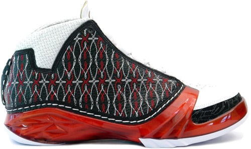 Air Jordan XX3 (23) Chicago Bulls Black / Varsity Red - White