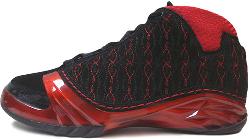 cfec74a0a265 Air Jordan XX3 (23) Finale Black   Varsity Red
