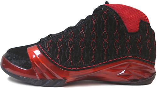 Air Jordan XX3 (23) Finale Black / Varsity Red