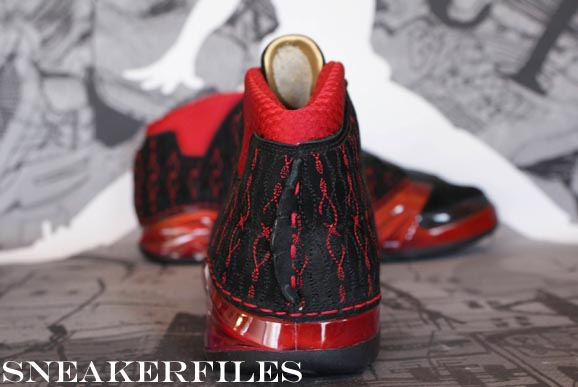 Air Jordan XX3 (23) Premier Black Varsity Red
