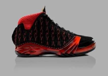 Air Jordan XX3 (23) Premier Black Varsity Red