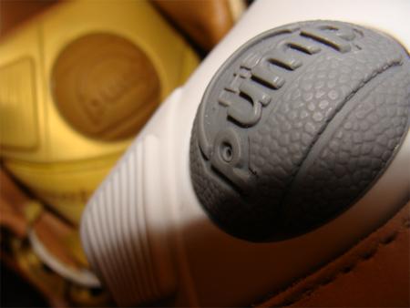 Auduet x Reebok Pump Omni Lite Gold Silver