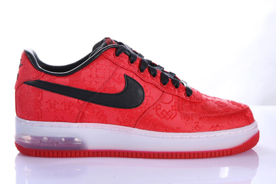 CLOT x Nike 1World Air Force 1 Detailed Look