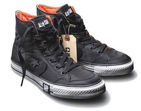 Converse x Undefeated - Poorman's Weapon