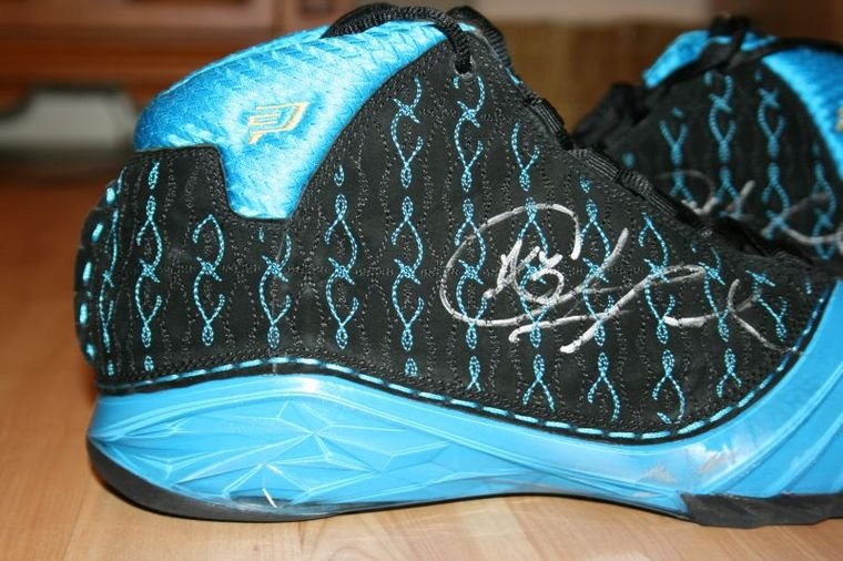 A Closer Look: CP3's Air Jordan XX3 Away
