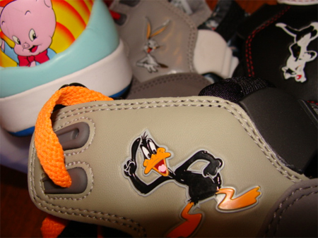 Looney Toons x adidas Remix EQT High 2008