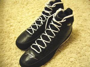 Michael Jordan Air Jordan IX (9) Player Exclusive 45 PE Cleats