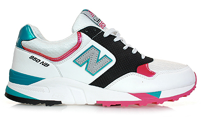 New Balance M850 Pre Order White Pink Teal Black