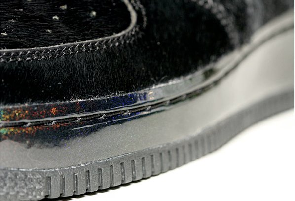 Nike Air Force 1 Black Friday By DJ Clark Kent