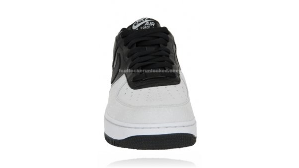 Nike Air Force 1 Low - Black / Black / Gray