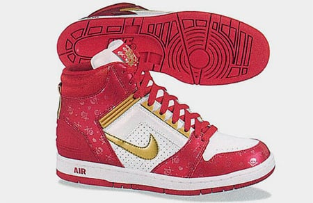 Nike Air Force 2 High - Valentine's Day