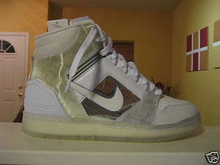 Nike Air Force II (2) High - Nintendo Wii Pack