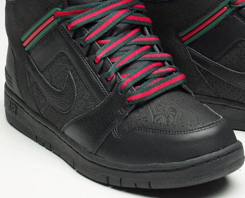 Nike Air Force II (2) High Premium - Gucci