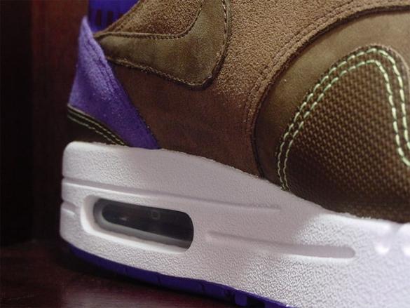 Nike Air Max 1 Premium SP - Brown / Purple