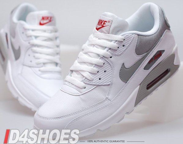nike air max 90 quickstrike white medium grey varsity red 6