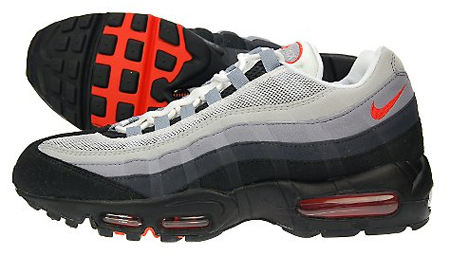 Nike Air Max 95 - Black   Orange   Anthracite  78a4c4509f