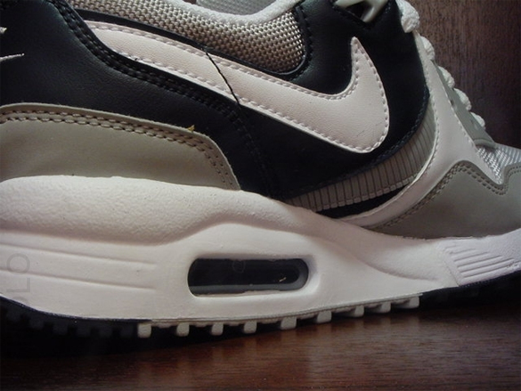 Nike Air Max Light White/Grey/Obsidian Releases!
