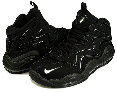 Nike Air Pippen 1  Black / Black - Black