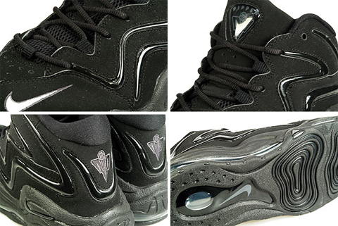 Nike Air Pippen 1  Black / Black - Black