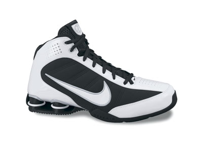 Nike Basketball Team Shoes 2009 Preview Shox Vision TB