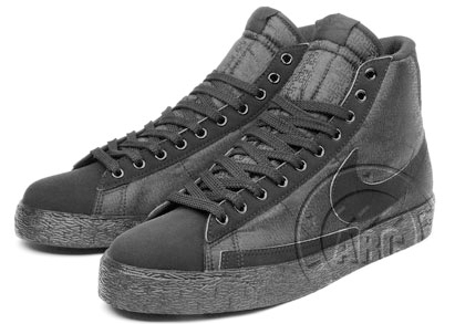 Nike Blazer High - Black