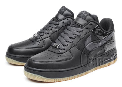 Nike Air Force 1 (One) - Black