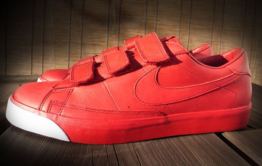 Strapped Up: Nike Blazer Low Lux