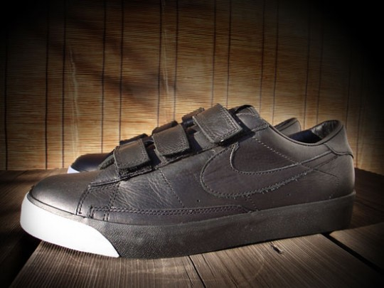 Strapped Up: Nike Blazer Low Velcro Lux