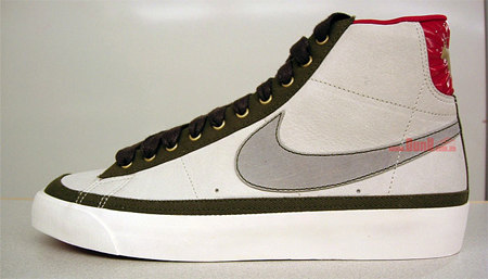 Nike Blazer Mid - Year Of The Ox