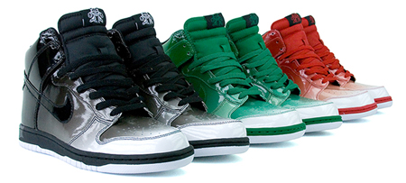 Nike Dunk High Destroyer Pack