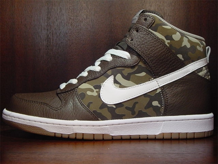 Nike Dunk High Premium - Baroque