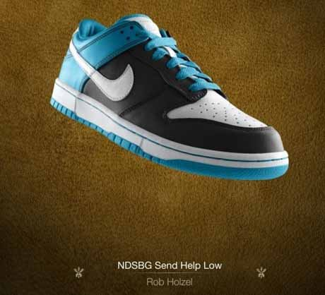 Send Help Nike Dunk Low